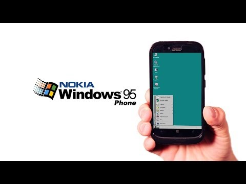 95 - The Windows 95 Phone from Nokia and Microsoft, the companies you remember from your youth... we hope. Written & Directed by Stephen Parkhurst Starring David ...