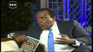 Jeff Koinange Live With Sergey Yastrzhembsky: Protecting Our Elephants 28th April 2016 (Part 2)
