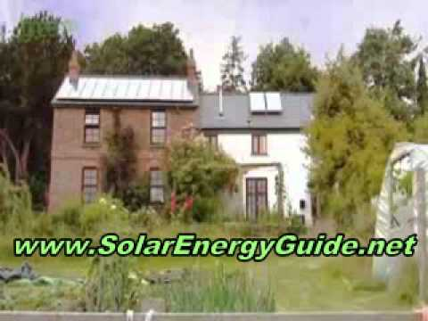 Home Solar Power Systems – How To Make Solar Power For Home