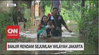 Video Sejumlah Wilayah Jakarta Banjir dengan Ketinggian Air Hingga 2 Meter MP3, 3GP, MP4, WEBM, AVI, FLV Mei 2019