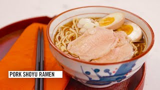 How to Make the Perfect Pork Ramen | Tastemade Japan by Tastemade
