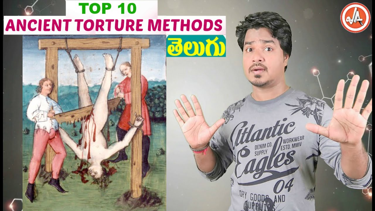 Top 10 Worst Torture Methods In The World
