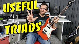 Video This Triad Guitar Trick Will Change Everything! MP3, 3GP, MP4, WEBM, AVI, FLV Agustus 2018