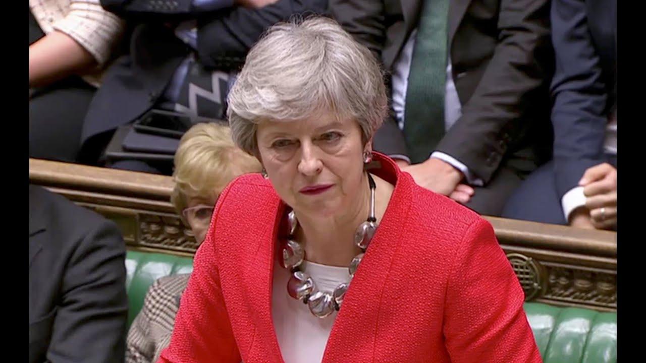 Τερέζα Μέι προς βουλευτές: «Ψηφίστε την συμφωνία ή ξεχάστε το Brexit»…