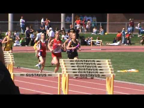 Minnesota Sections 2AA Track And Field 4x800