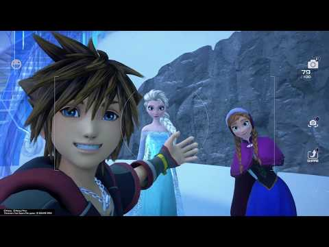KINGDOM HEARTS Ⅲ - Arendelle (Frozen) pt11 - Back to Frozen Throne!