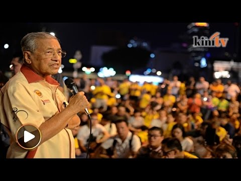 Tun Mahathir nafi beri kontrak tanpa kelulusan kabinet