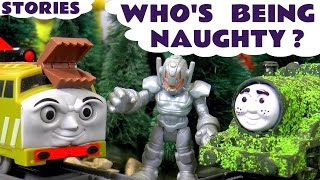 Who\'s Being Naughty?