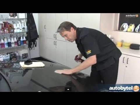 How to Use a Clay Bar Paint Care and Preparation - Meguiar
