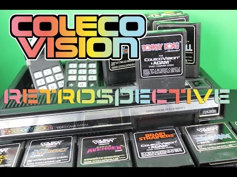 Colecovision: A Retrospective Review