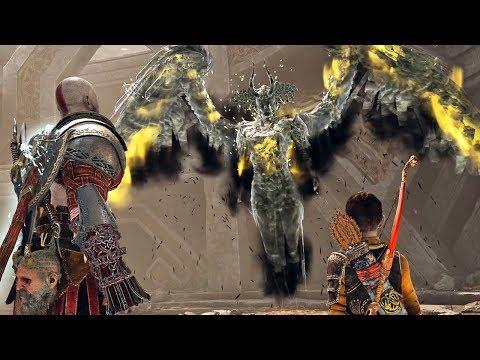 God of War 4 #32: Odin NÃO é Onisciente! - Playstation 4 gameplay