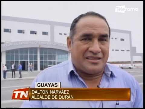 En 40 días está previsto el funcionamiento del hospital General de Durán