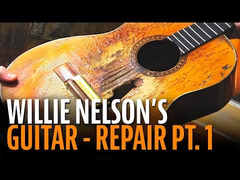Repairing Willie Nelson's Trigger [8:29]