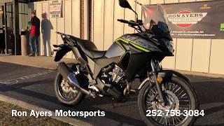 1. 2019 Kawasaki Versys-X 300 ABS