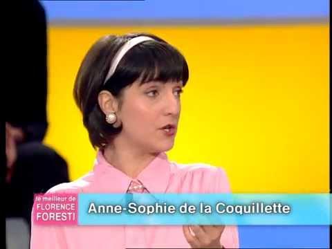 Florence Foresti - Anne-Sophie de la Coquillette : Les cadeaux d'entreprise - On a tout essayé