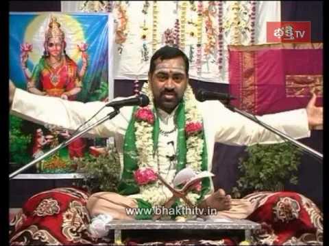 Samavedam Shanmukha Sarma - Kanakadhara Stotram - Episode 6_Part 2