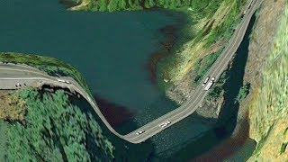Video 10 roads you would never want to drive on! NEW 2018 MP3, 3GP, MP4, WEBM, AVI, FLV Februari 2019