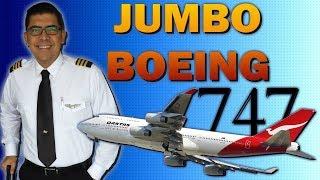 Video ¡BOEING 747, ÉPICO POR DONDE LO MIRES! Especial 74.700 Subs. (116) MP3, 3GP, MP4, WEBM, AVI, FLV Juni 2018