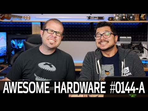 Awesome Hardware #0144-A: GPP spotted in Action?? Ray Tracing is the Future of GPUs!