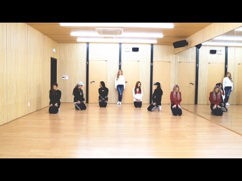 JESSICA (제시카) - WONDERLAND (English Version) Dance Practice Video