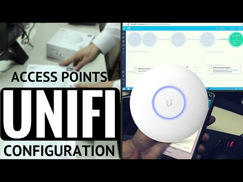 Initial Configuration Unifi Controller and Access Points │ 2016 English Version