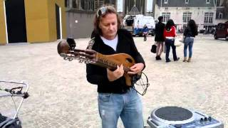 Buckland Australia  city photo : Lindsay Buckland an Australian Playing Music in Amsterdam (Full one)