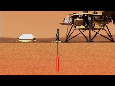 Στον Αρη φτάνει το διαστημόπλοιο InSight – LIVE εικόνα