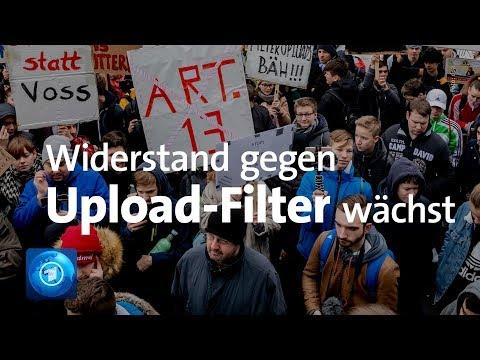 EU-Urheberrechtsreform: Demos - Abstimmung wird doch  ...