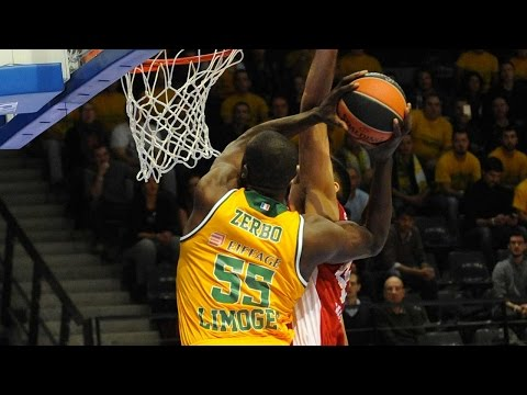 Highlights: RS Round 5, Limoges CSP vs. EA7 Emporio Armani Milan