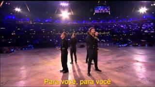 "Take That - Rule The World ""Tradução"""