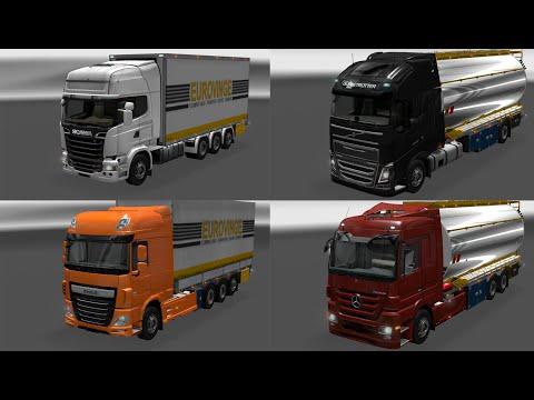 BDF Tandem Truck Pack v24.0