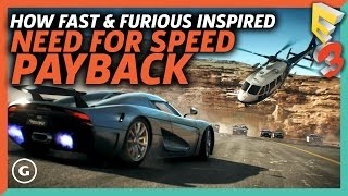 Nonton How Fast & Furious Movies Inspired Need For Speed: Payback | E3 2017 Film Subtitle Indonesia Streaming Movie Download