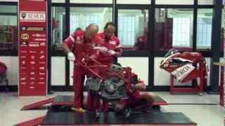 3. Building a Xerox Ducati 999 R superbike