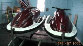 2. 2001 Yamaha XL700 Waverunner Jet Ski