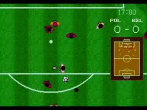 world cup italia 90 megadrive online