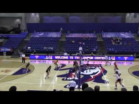 Postgame - Volleyball vs. Montevallo