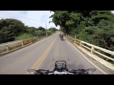 Ida para o Encontro de Motocicletas de Resende Costa - MG