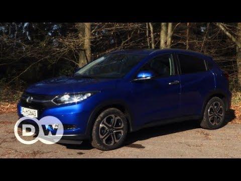 Honda HR-V - Vielseitiger SUV | DW Deutsch