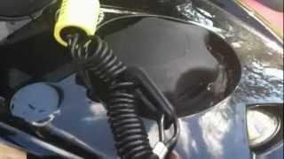 9. 2005 Skidoo MXZ 800 adrenaline