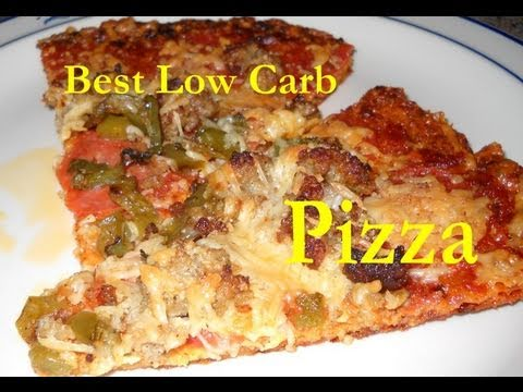 Atkins Diet Recipes – Best Low Carb Pizza