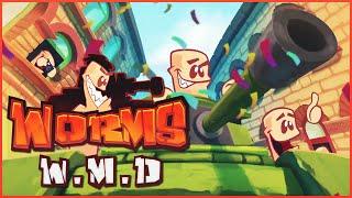 Worms W.M.D - EPIC CLUELESS MAYHEM!