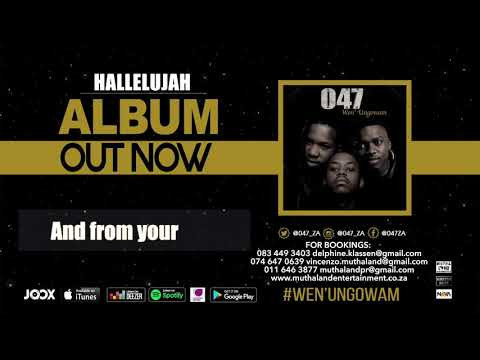 047 - HALLELUJAH (Official Audio)