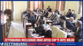 Kentsel Dönüşümdeki İmar artışı Zeytinburnu Meclisini gerdi