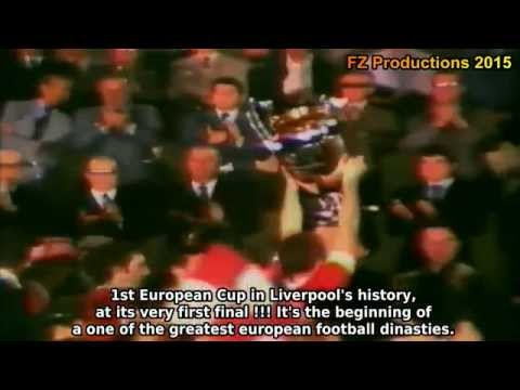 1976-1977 European Cup: Liverpool FC All Goals (Road To Victory)