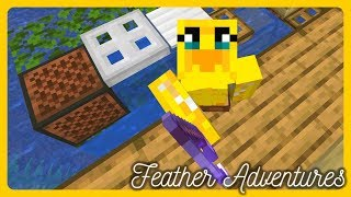 Feather Adventures : AFK FISHING ?!  - {297}