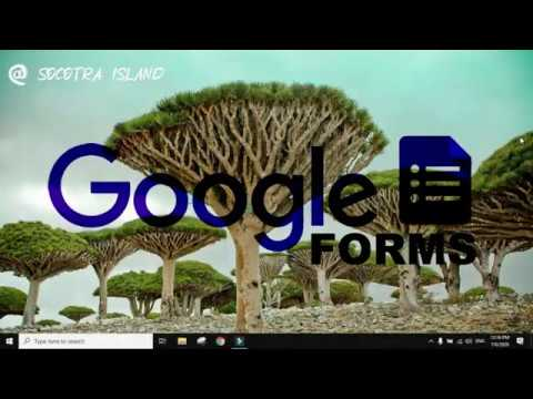 How to create an EFFICIENT and EFFECTIVE Quiz / Exam using google forms with all types of questions