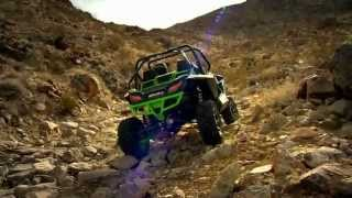 10. 2013 Arctic Cat : Introducing the Wildcat X