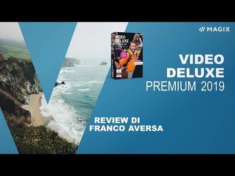 Review Magix 🎩 Video Deluxe 2019