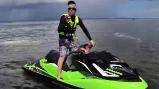 5. 2017 Sea-Doo GTR-X 230