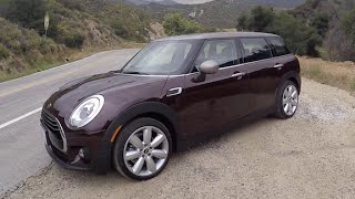2016 Mini Cooper Clubman - One Take by The Smoking Tire